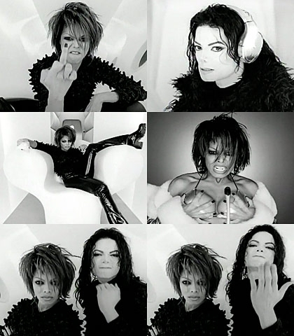 MJ and Janet - Scream >3