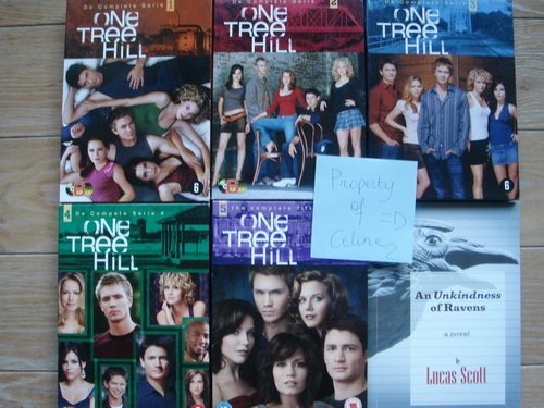 My OTH collection :P