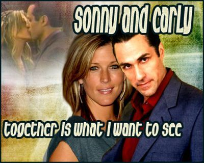 Sonny & Carly played Von Laura Wright