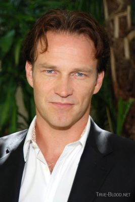 Stephen Moyer on parties