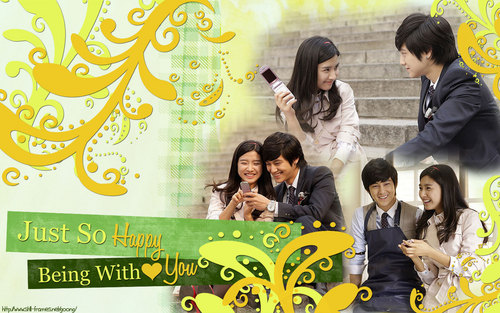 boys over flower [kim bum]