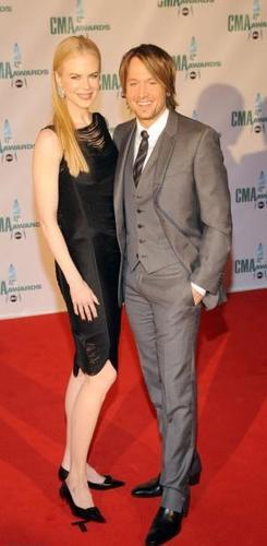 At The Country Music Association Awards