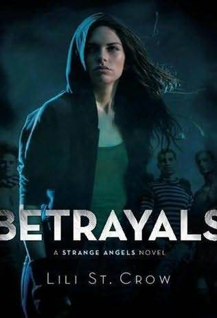 Betrayals Cover