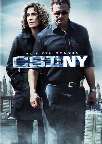 CSI - NY possible s5 box set cover