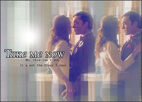 Chuck And Blair <3