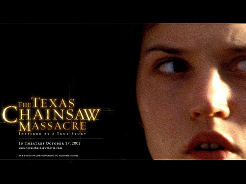 Erica in The Texas Chainsaw Massacre