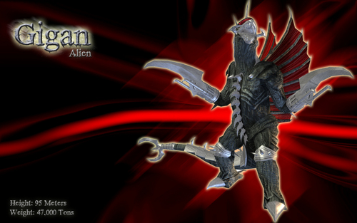 GIGAN FINAL WARS