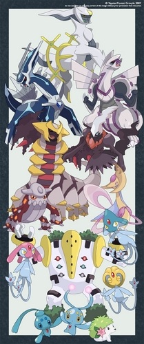 Legend of Sinnoh