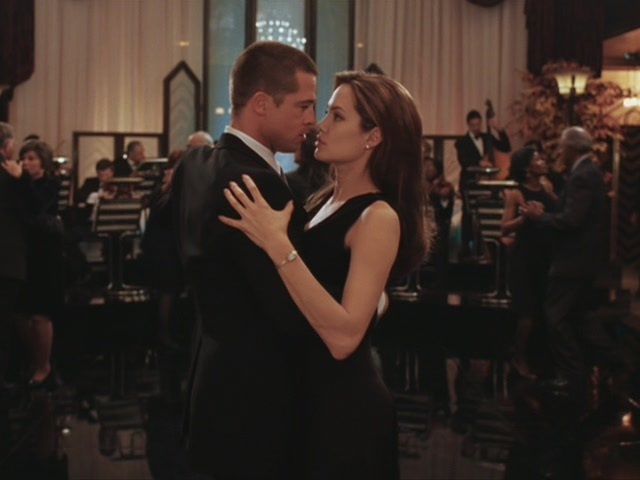 Mr and Mrs. Smith