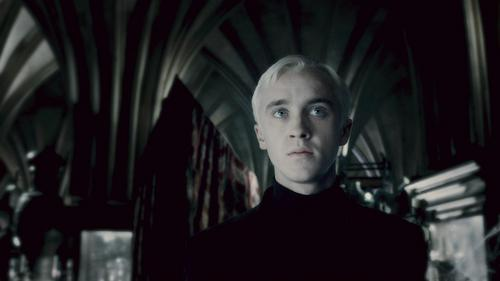 New Half-Blood Prince stills - Draco Malfoy in the Room of Requirements