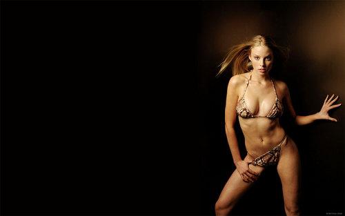 Nichols bikini rachel The Untold