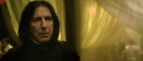 Severus Snape - The Half-Blood Prince