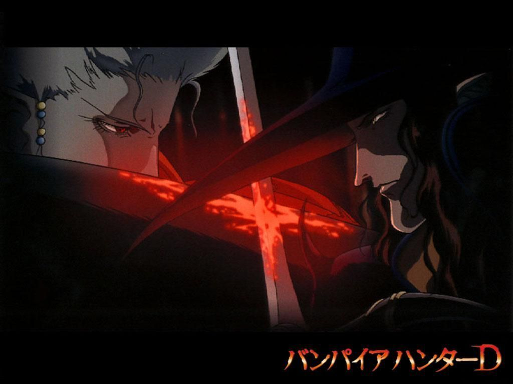 Vampire Hunter D Vampire Hunter D Photo 6909530 Fanpop