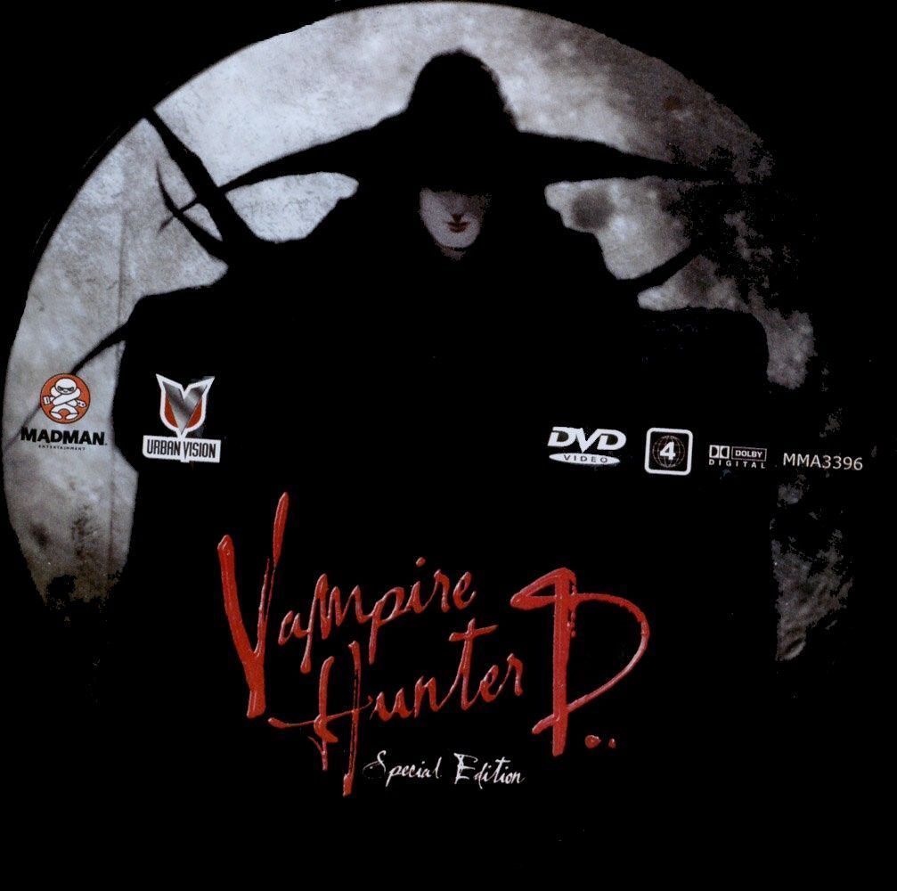 Vampire Hunter D Vampire Hunter D Photo 6909559 Fanpop
