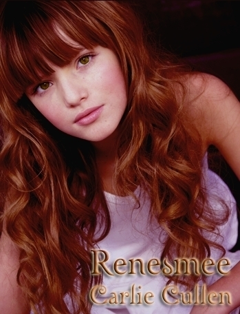 bella as renesmee cullen