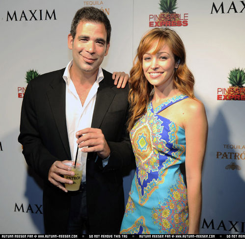 Autumn Reeser at a Maxim Party