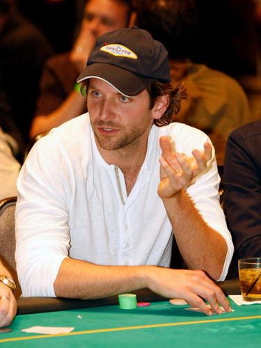 Bradley At The Hangover Celebrity Poker Tournament At Caesars Palace.