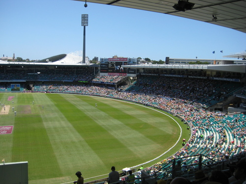 Cricket Aus vs South Africa