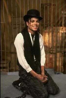 Michael Jackson (Bad Era)
