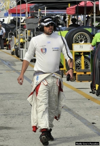 Patrick at Daytona