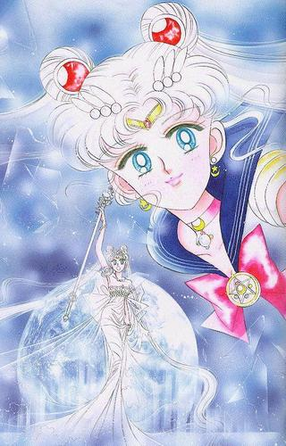 Sailor Moon / Neo queen Serenity