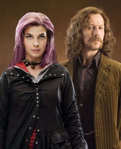 Sirius and tonks