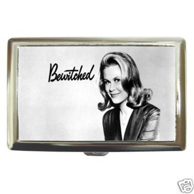 Bewitched Cigarette Case