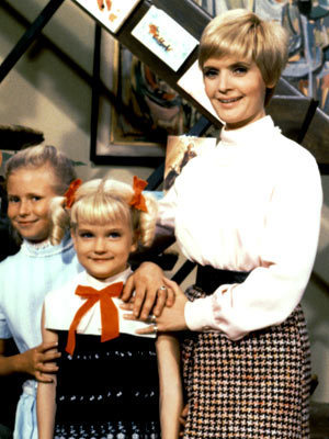Carol, Jan and Cindy Brady