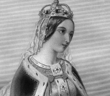 Catherine of Valois, queen of Henry V of England