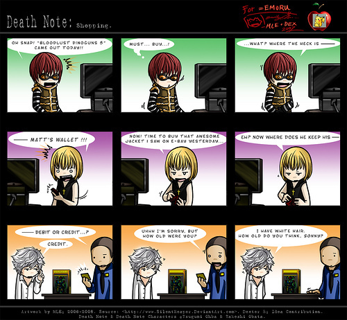 Funny Death Note