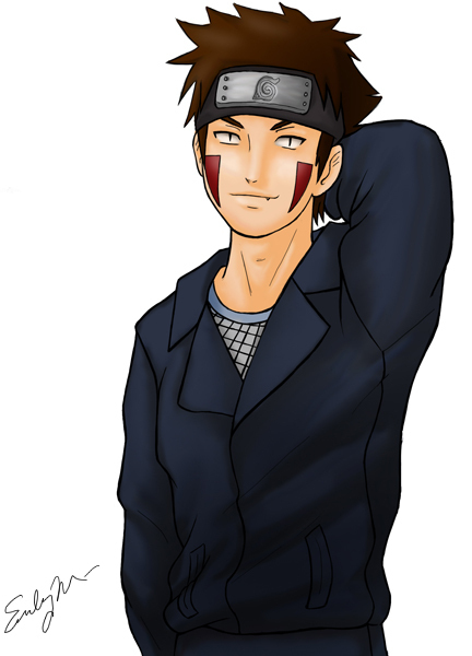 Kiba - Kiba from Naruto Shippuden Photo (7159144) - Fanpop