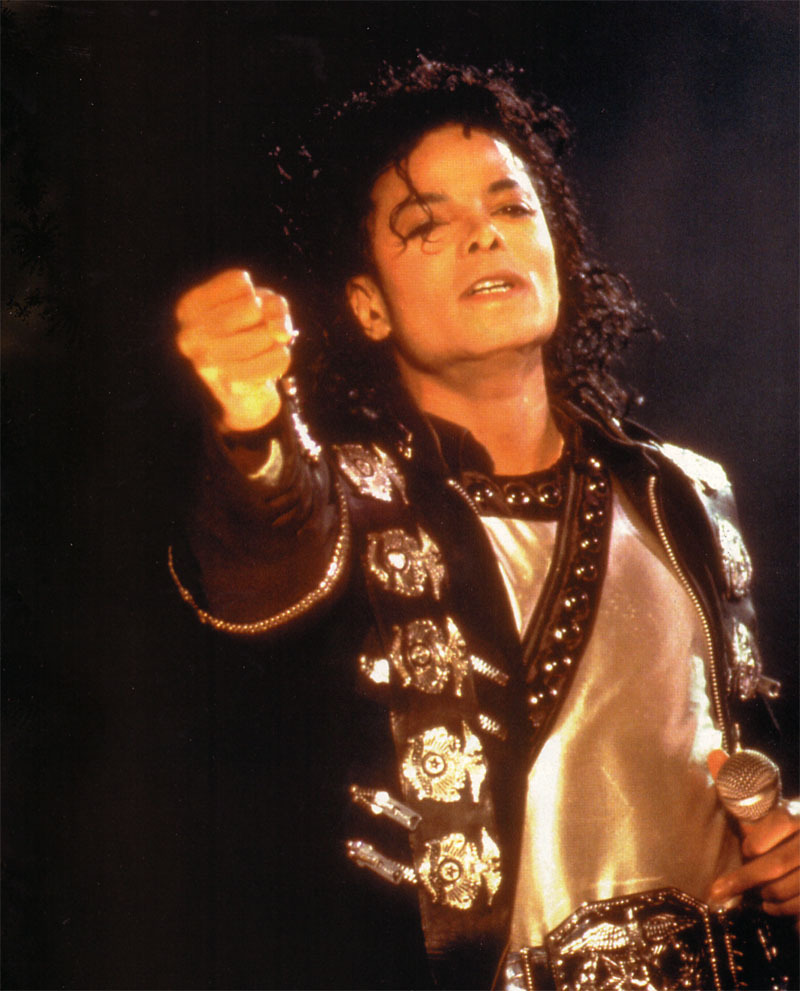 MJ Bad World Tour