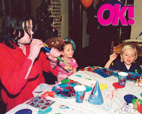 Michael's children ;))))))