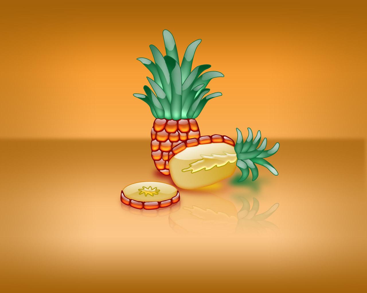 Pineapple Wallpaper fruit 7151887 1280 1024