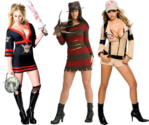 Sexy Horror Costumes