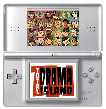 Total drama DS