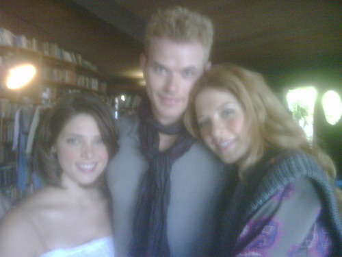 Ashley, Kellan and Rachelle