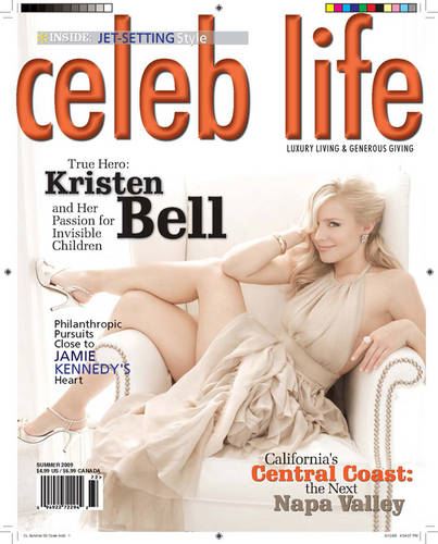 KB Cleb Life Magazine Photoshoot