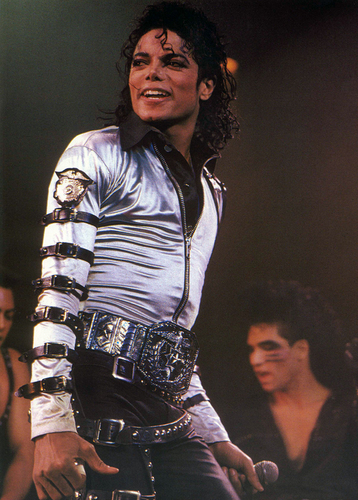 MJ (Bad Worl Tour)