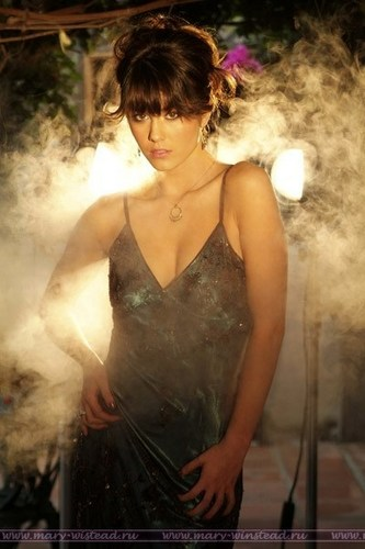 Mary Elizabeth Winstead - Russel Baer Photoshoot