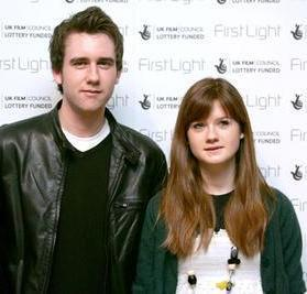 Neville and Ginny