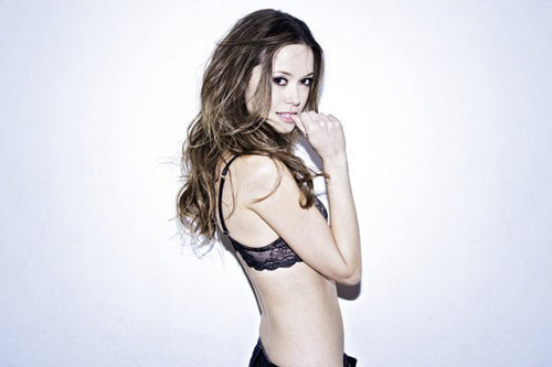 Summer Glau - Tyler Shields Photoshoot