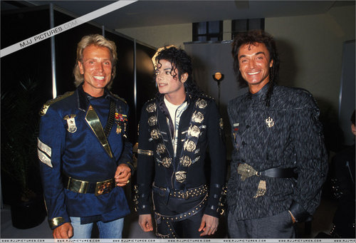 Bad tour off the stage