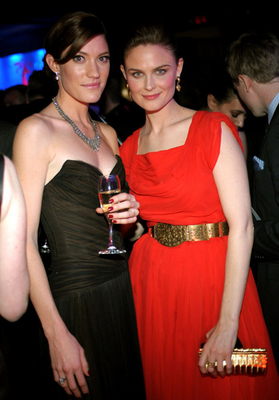 Emily Deschanel @ 66TH Golden Globe Awards