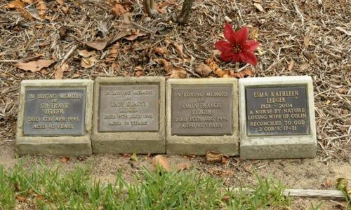 Heath's family plot