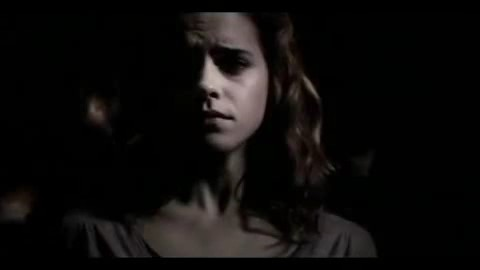 Hermione cries Half-Blood Prince Dumbledore´s Funeral