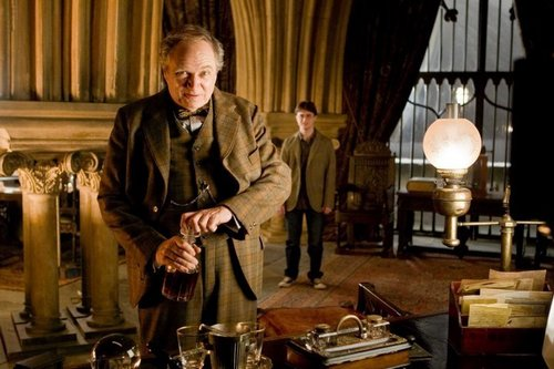 Horace Slughorn - Potions Professor