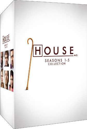 House MD Season 1-5 Collection