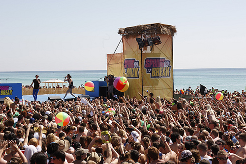 MTV Spring Break 09'