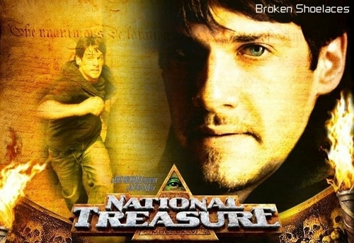 National Treasure <3